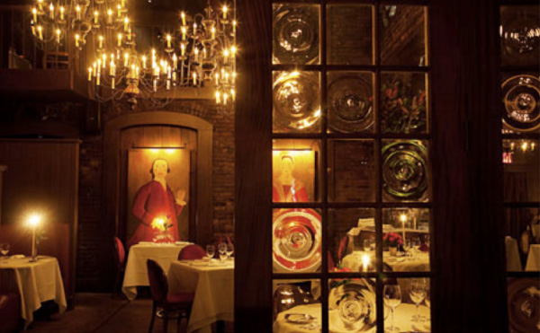 Most Romantic Valentine S Day Restaurants In Nyc