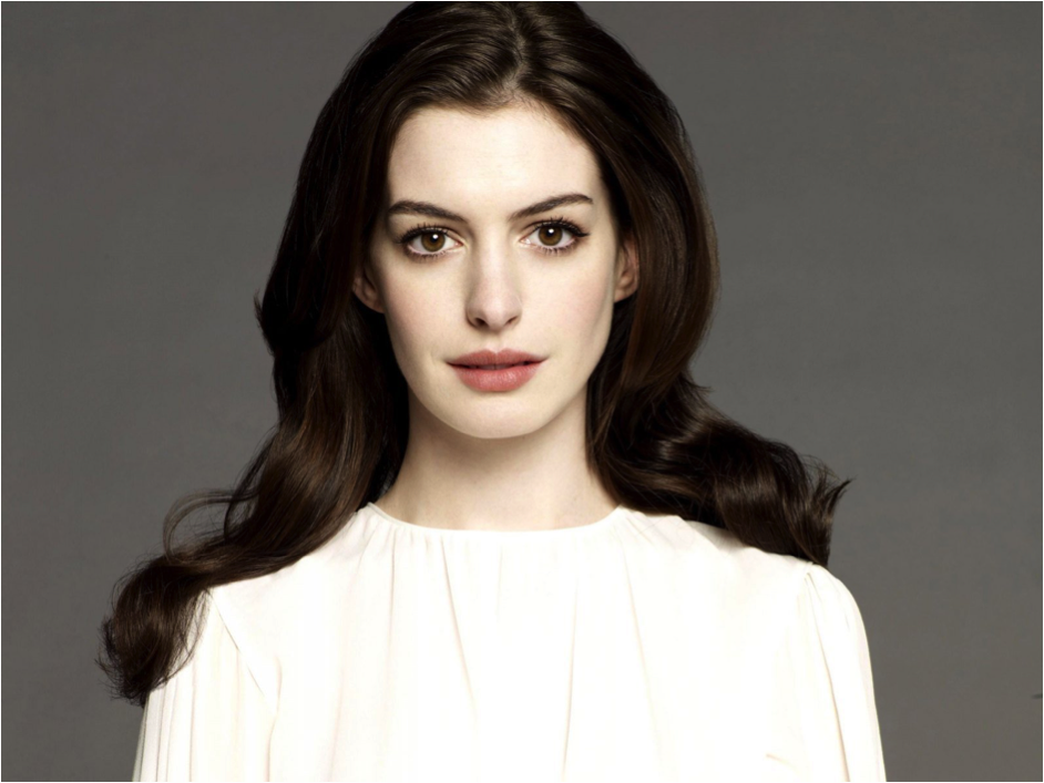 Celebrities Born in NYC: YourNeighborhood.co: Anne Hathaway