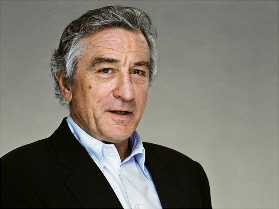 Celebrities Born in NYC: YourNeighborhood.co:  Robert De Niro