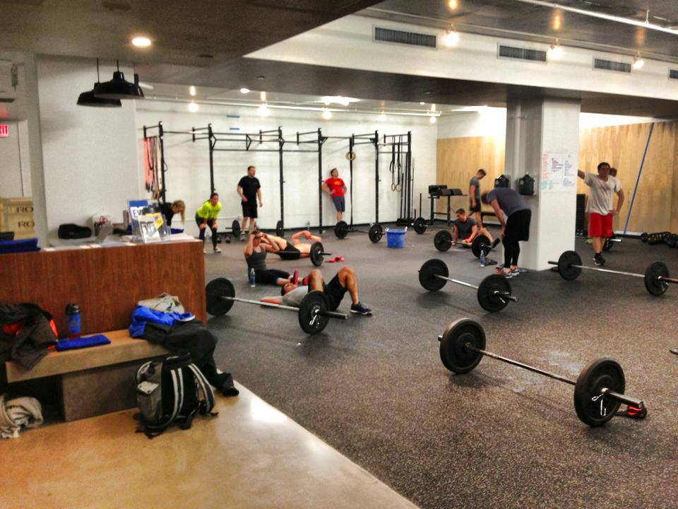 Top Crossfit Gyms in NYC