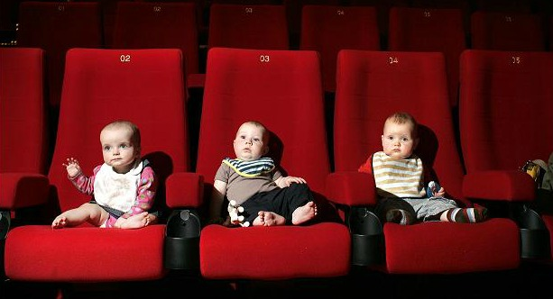 Nyc Theaters That Offer Baby Friendly Showings